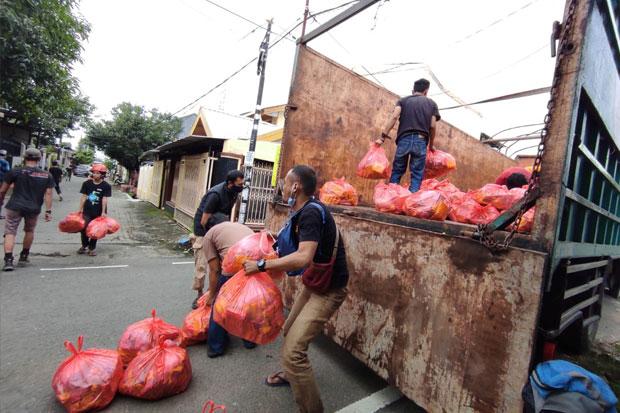 Bantuan Logistik dari JPS Akan Disalurkan ke Korban Gempa di Daerah Terisolir