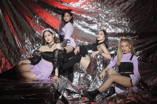 4 Gadis Manis GLASS Luncurkan Single Perdana MINE