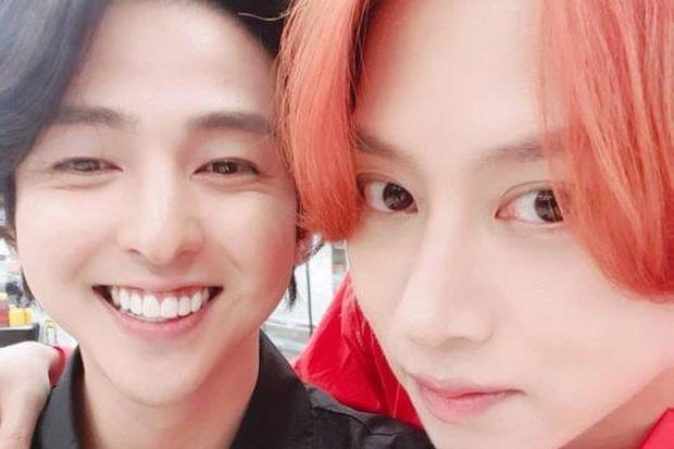 Di Hadapan Heechul, Kim Kibum Ungkap Alasan Cabut dari Super Junior