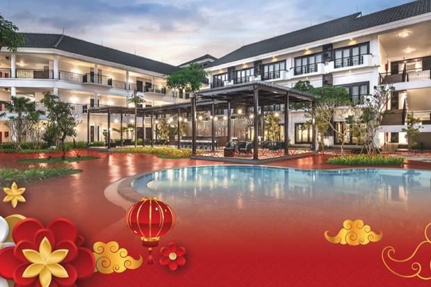 Cari Promo Imlek 2021? Ini Nomor WhatsApp Lido Lake Resort, Segera Reservasi!