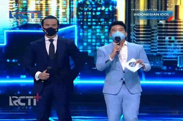 Menitikan Air Mata, Daniel Mananta Pamit dari Indonesian Idol