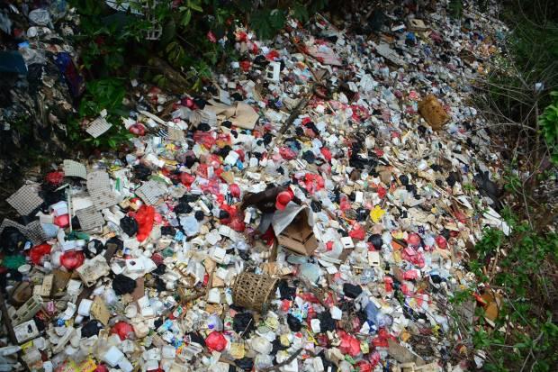 Lautan Sampah di Kalimalang Bekasi Sudah Terjadi Sejak 4 Tahun Lalu