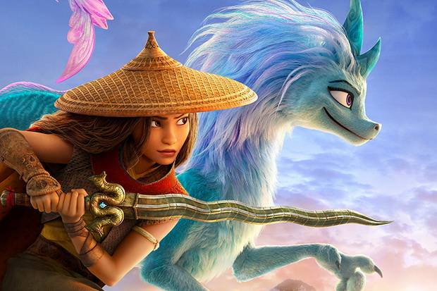 Walt Disney Perkenalkan Pengisi Suara dan Trailer Raya and the Last Dragon