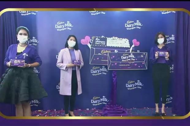 Sambut Valentine, Cadbury Luncurkan Kemasan Spesial Ungkapan Hati
