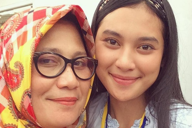 Ibu Indah Permatasari Kecewa, Suaminya Restui Pernikahan Putrinya dengan Arie Kriting