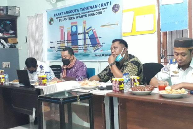 Pemkab Luwu Utara Apresiasi Koperasi Sejahtera Wahyu Mandiri Bandara Rampi