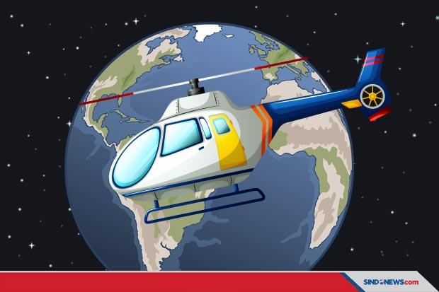 Ingin Liburan Makin Berkesan, Cobain Tur Helikopter Spektakuler di Berbagai Dunia