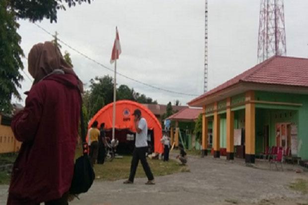 Majene dan Mamuju Diguncang Gempa, Pengungsi di Malunda Berhamburan Keluar