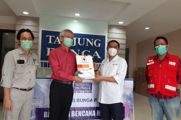 GMTD Gandeng PMI Salurkan Bantuan untuk Korban Gempa Sulbar