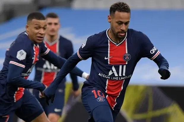 Mbappe Dukung Neymar Bertahan di PSG untuk Cetak Sejarah