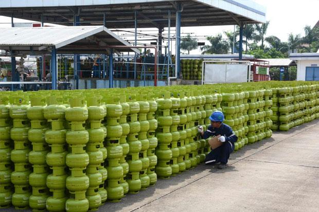 Pastikan Stok LPG Aman saat Imlek, Pertamina Tambah Pasokan 508.280 Tabung
