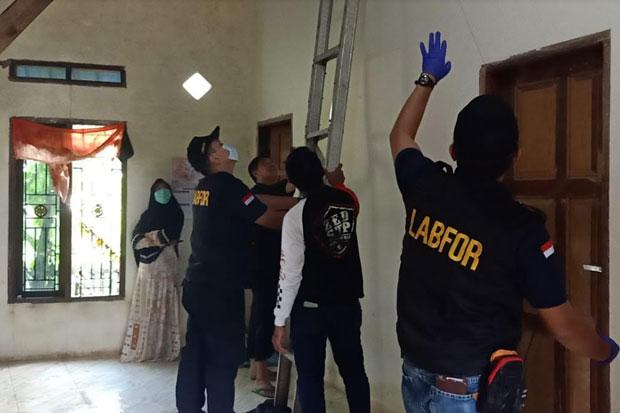 Ibu Hamil di Gowa jadi Korban Peluru Nyasar saat Sedang Asik Nonton TV