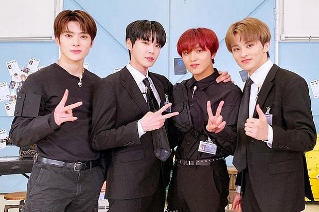NCT 127 Resmi Kenalkan Album Loveholic di Jepang