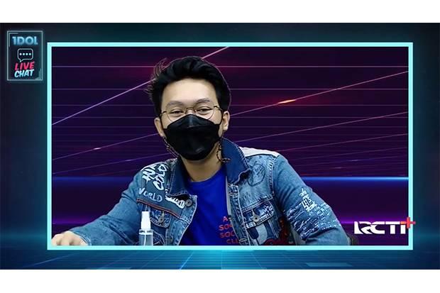 Terungkap, Ini Rahasia Kelvin saat Manggung di Indonesian Idol