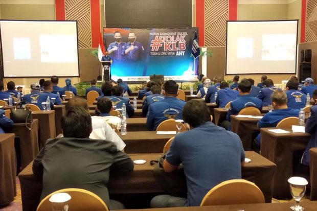 Kader Demokrat di Sulsel Mulai Digoda untuk Dukung KLB