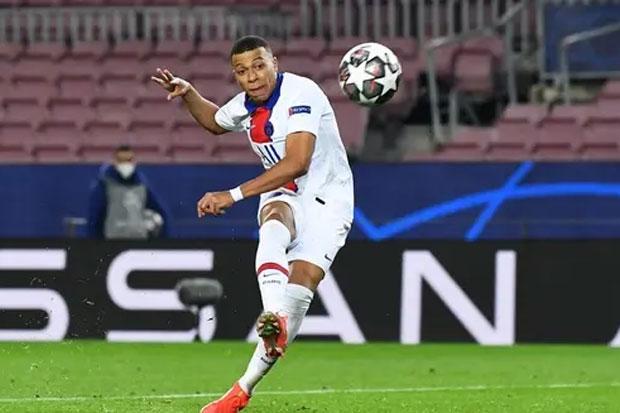 Griezmann Nilai Mbappe Akan Berada di Level Messi dan Ronaldo