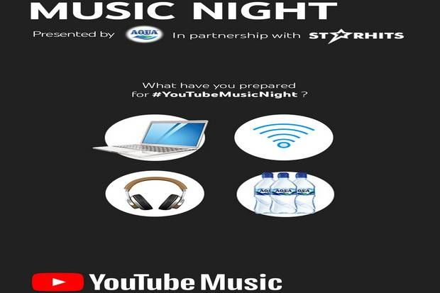 Tinggal Satu Hari Lagi, Ini yang Wajib Kamu Siapkan untuk Menyaksikan YouTube Music Night!