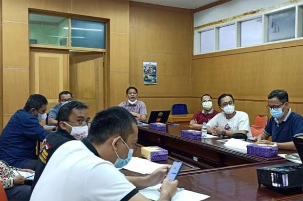 Pemkab Lutra Rapat Monev Inovasi Pelayanan Publik