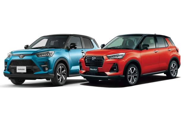 Toyota Raize dan Daihatsu Rocky, Bangkitkan Kembali Ironi Mobil Kembar