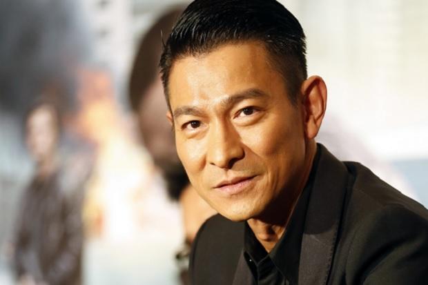 Pisah 18 Tahun, Andy Lau dan Tony Leung Kembali Adu Akting di Film 'Goldfinger'