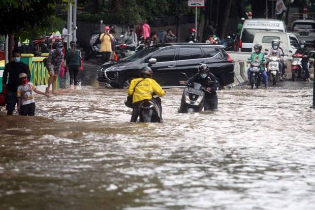 BNPB Dukung Penanganan Darurat Banjir Jakarta dan Sekitarnya