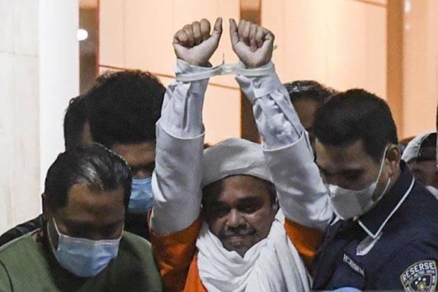 Sidang Praperadilan Habib Rizieq Digelar Hari Ini, Pengacara Minta Doa Restu