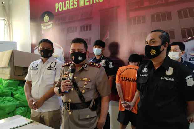 Polisi Sebut Korban Guru Cabul di Cilincing 4 Murid