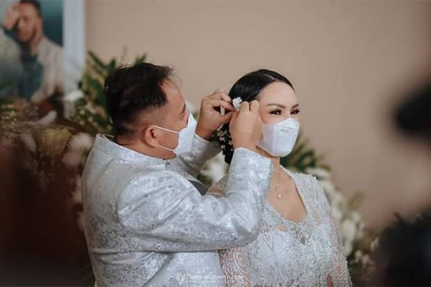 KUA Gunung Putri Beberkan Berkas yang Belum Dilengkapi Kalina Ocktaranny untuk Nikahi Vicky Prasetyo