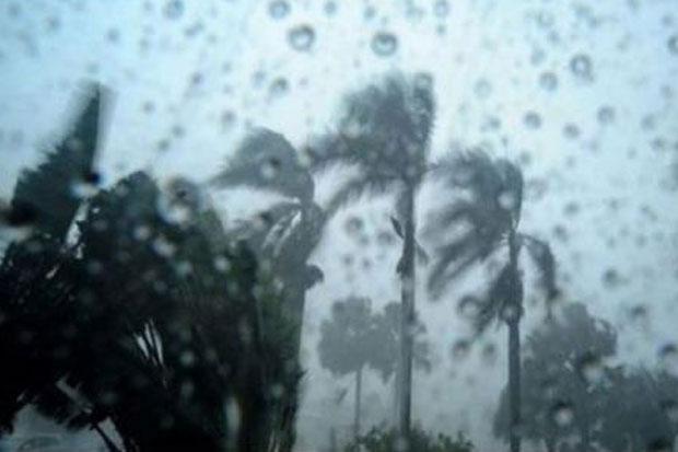 17 Wilayah Siaga Bencana, Nurdin Imbau Pemerintah Daerah Lakukan Antisipasi