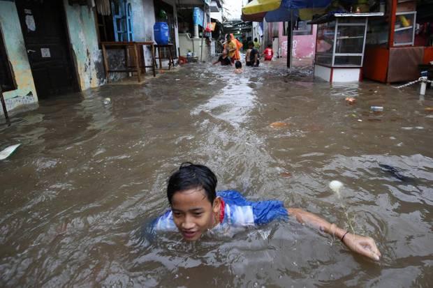 Dicecar DPRD Soal Banjir Jakarta, Dinas SDA DKI Akan Lakukan Ini