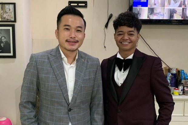Stephen Wongso Ungkap Konsep Busana Pernikahan Reza Arap