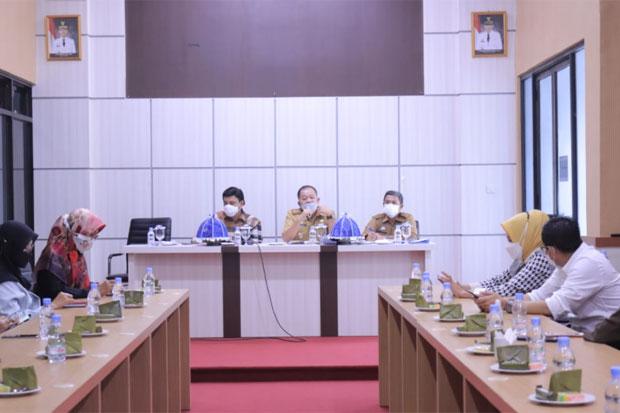 Dikunjungi Banggar DPRD Sulsel, Pemkab Takalar Minta Anggaran Perbaikan Jalan
