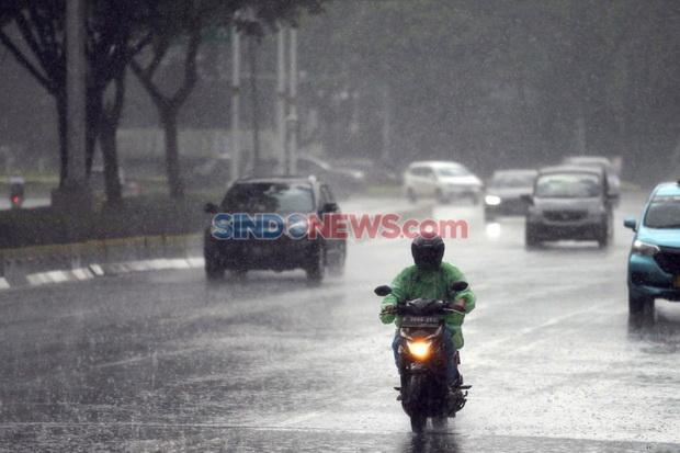 Hari Ini Wilayah Jakarta Bakal Diguyur Hujan Seharian