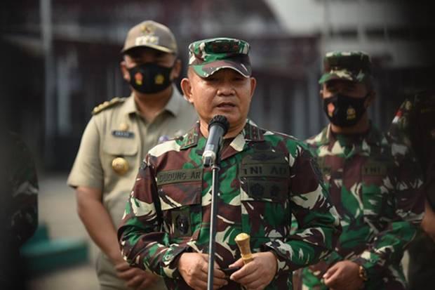 TNI Ditembak di Kafe Cengkareng, Pangdam Jaya Imbau Anggota TNI Jangan Terprovokasi