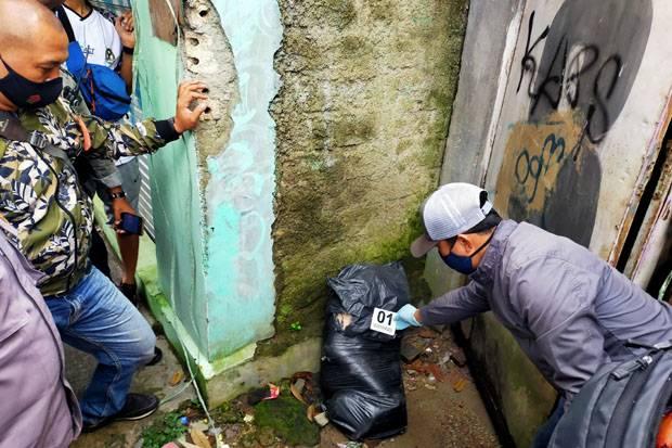 Mayat Wanita Dalam Plastik Sampah di Bogor Ternyata Gadis 18 Tahun Berinisial DP