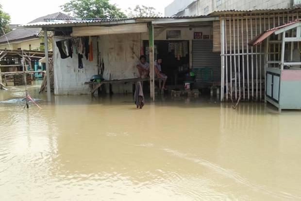 BPBD Kabupaten Bekasi Sebut 5.362 Warga Masih Mengungsi Akibat Banjir