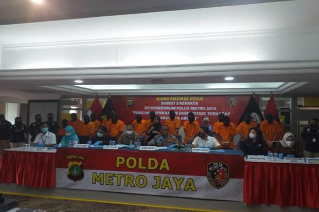 Selama Pandemi, Polisi Ciduk 15 Mucikari dan Selamatkan 286 Perempuan yang Dijadikan PSK di Jakarta