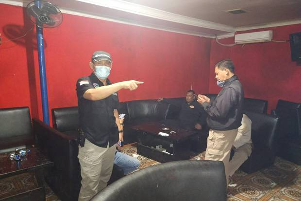 Ini Penampakan Ruang Kafe Cengkareng, Saksi Bisu Penembakan Brutal Oknum Polisi