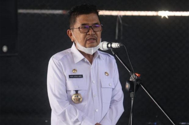 Wali Kota Palopo Beri Tugas Khusus ke 132 CPNS