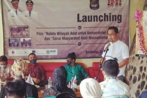 Launching Film Pendek Tentang Masyarakat Adat Enrekang Diapresiasi