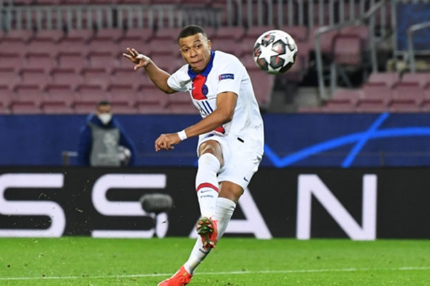 PSG Akan Segera Bahas Kontrak Baru untuk Kylian Mbappe
