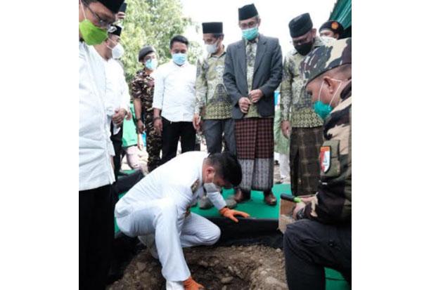 Pembangunan Gedung NU Sejalan Dengan Program Keagamaan Pemkab Gowa
