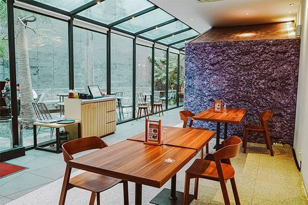 Hangry Hadirkan Restoran Dine-in Pertama di Jakarta