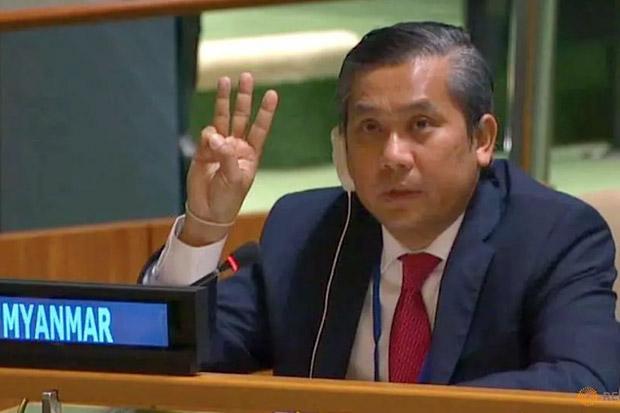 Dianggap Berkhianat, Junta Myanmar Pecat Dubes untuk PBB