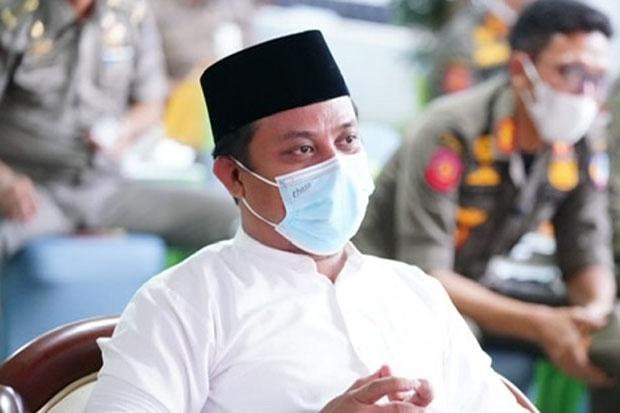 Sudirman Sulaiman Ditunjuk Jadi Plt Gubernur Sulsel