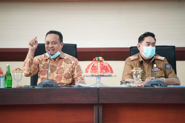 Plt Gubernur Sulsel Tegaskan Program Prof Andalan Tetap Dilanjutkan