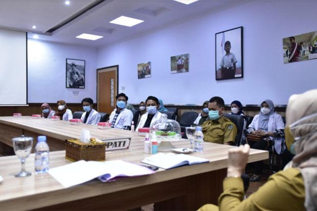 Dokter Internsip Diharap Sukseskan Vaksinasi Covid-19 di Luwu Utara