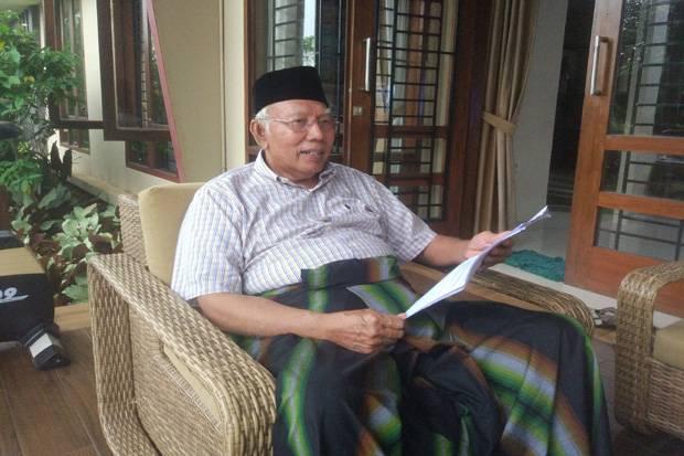 Bachtiar Chamsyah, Mantan Mensos yang Resah Situ di Tangsel Diuruk Jawara