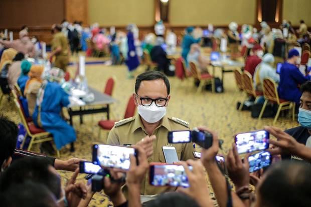 Bima Arya Klaim PPKM, Vaksinasi dan Ganjil Genap Sukses Turunkan Covid-19 di Bogor