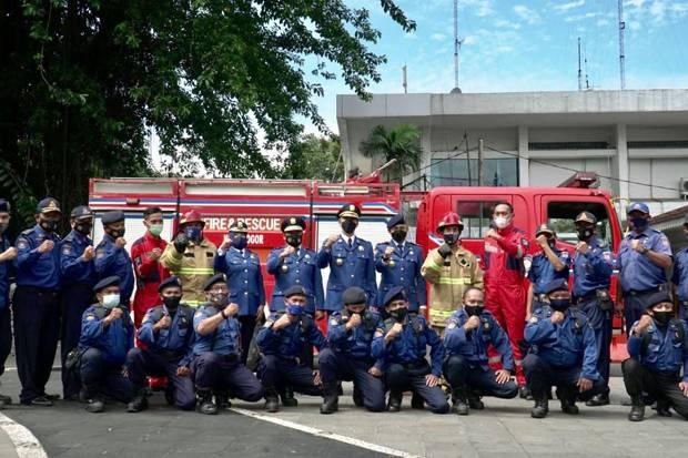 Tahun Depan, Pemadam Kebakaran Kota Bogor Akan Menjadi Dinas